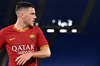 Jordan Veretout of AS Roma <br /> Roma 23/02/2020 Stadio Olimpico <br /> Football Serie A 2019/2020 <br /> AS Roma - Lecce<br /> Photo Andrea Staccioli / Insidefoto