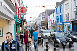 Views of Busy Killarney Town