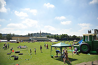 Bath Rugby Family Festival of Rugby, on August 8, 2015 at the Recreation Ground in Bath, England. Photo by: Patrick Khachfe / Onside Images
