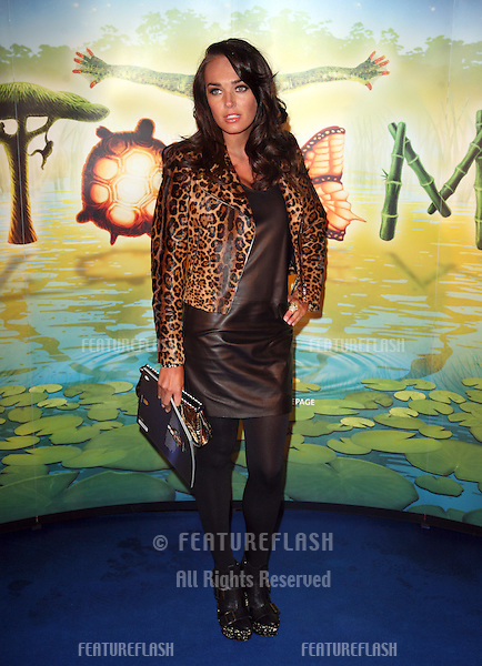 Tamara Ecclestone arriving for the gala premiere of Cirque Du Soleil's 'Totem' , at the Royal Albert Hall, London. 05/01/2011. Picture by: Alexandra Glen / Featureflash