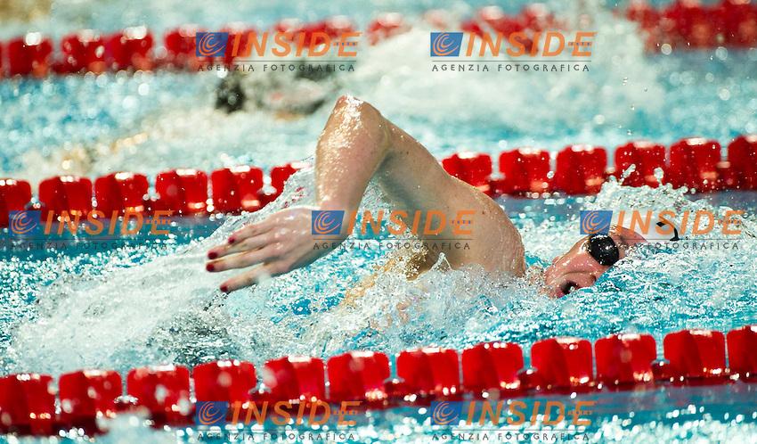 VILLARS Danielle SUI.Women's 100m Freestyle.FINA World Short Course Swimming Championships.Istanbul Turkey 12 - 16 Dec. 2012.Day 02.Photo G.Scala/Deepbluemedia/Inside