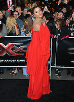 Ariadna Gutierrez at the Los Angeles premiere for &quot;XXX: Return of Xander Cage&quot; at the TCL Chinese Theatre, Hollywood. Los Angeles, USA 19th January  2017<br /> Picture: Paul Smith/Featureflash/SilverHub 0208 004 5359 sales@silverhubmedia.com