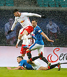 Clint Hll puts Oliver Burke into orbit
