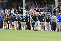 C.T. Pan (International) on the 10th fairway during the First Round - Four Ball of the Presidents Cup 2019, Royal Melbourne Golf Club, Melbourne, Victoria, Australia. 12/12/2019.<br /> Picture Thos Caffrey / Golffile.ie<br /> <br /> All photo usage must carry mandatory copyright credit (© Golffile | Thos Caffrey)