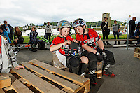 Eroeffnungsfeier vom Trial Club Snakebite VTCL auf der Allmend Luzern am 4.Mai 2013 / Opening ceremony of the Trial Club Snakebite VTCL on the Allmend Lucerne on May 4, 2013..Copyright © Zvonimir Pisonic