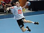 Nach 167 L&auml;nderspielen mit 576 Toren beendet Holger Glandorf seine Karriere in der deutschen Handball-Nationalmannschaft. Der 31-j&auml;hrige Linksh&auml;nder war 2007 Weltmeister und gewann im Juni mit der SG Flensburg-Handewitt die Champions League<br /> Archiv aus: <br />  27.01.2009., <br /> <br /> Men's World Handball Championship 2009 - Group II - Germany - Denmark<br />  Holger Glandorf (11) iz Njemacke puca na gol.<br /> Photo: Filip Brala/ / nph (  nordphoto  )
