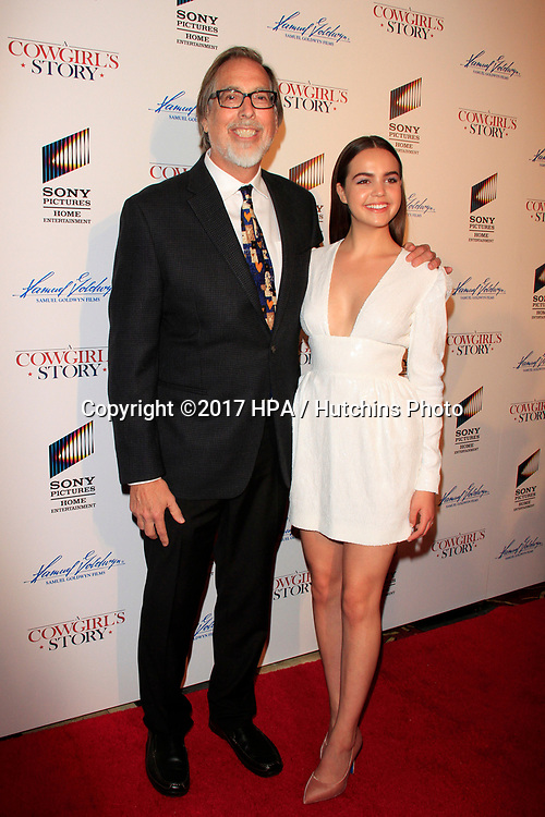 "LOS ANGELES - APR 13:  Timothy Armstrong, Bailee Madison at the ""A Cowgirl's Story"" Premiere at the Pacific Theatres at The Grove on April 13, 2017 in Los Angeles, CA"