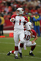 NEIL RACKERS, of the Arizona Cardinals during their game  against the San Francisco 49ers on December 24, 2006 in San Francisco, CA...Cardinals win 26-20....ROB HOLT/ SPORTPICS