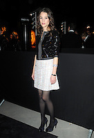 November 8th 2012 - Paris..'The Little Black Jacket' Karl Lagerfeld book launch in Paris.<br />