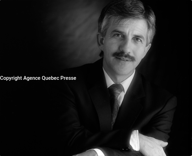 Richard Coursol<br /> <br /> <br /> <br /> PHOTO :   Agence Quebec Presse