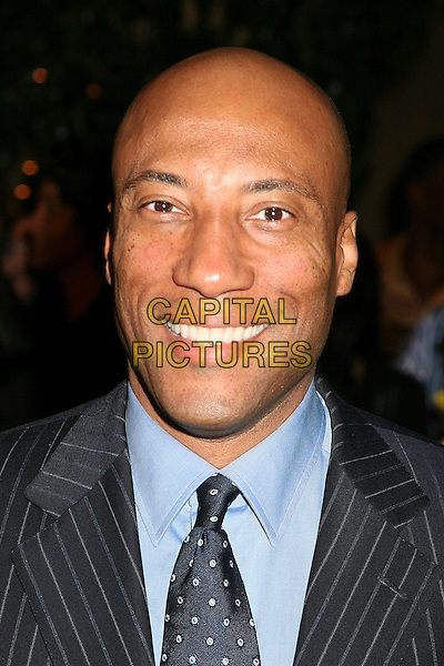 BYRON ALLEN.The 8th Annual Family Television Awards at the Beverly Hilton Hotel, Beverly Hills, California, USA..November 29th, 2006.headshot portrait.CAP/ADM/BP.©Byron Purvis/AdMedia/Capital Pictures