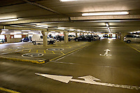 Multi Storey Car Park Banbury Oxfordshire UK..©shoutpictures.com..john@shoutpictures.com.