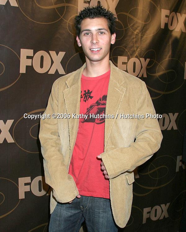 Justin Berfield.Fox TV TCA Party.Los Angeles, CA.January 17, 2006.©2006 Kathy Hutchins / Hutchins Photo....