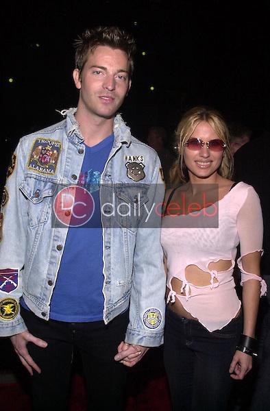 Levi Chris and Tanya Watts