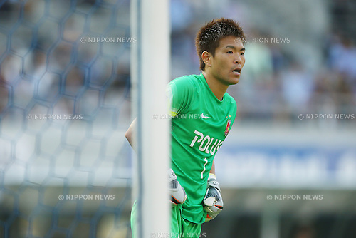 Shusaku Nishikawa (Reds), OCTOBER 24, 2015 - Football / Soccer : 2015 J1 League 2nd stage match between F.C.Tokyo 3-4 Urawa Red Diamonds at Ajinomoto Stadium in Tokyo, Japan. (Photo by AFLO)