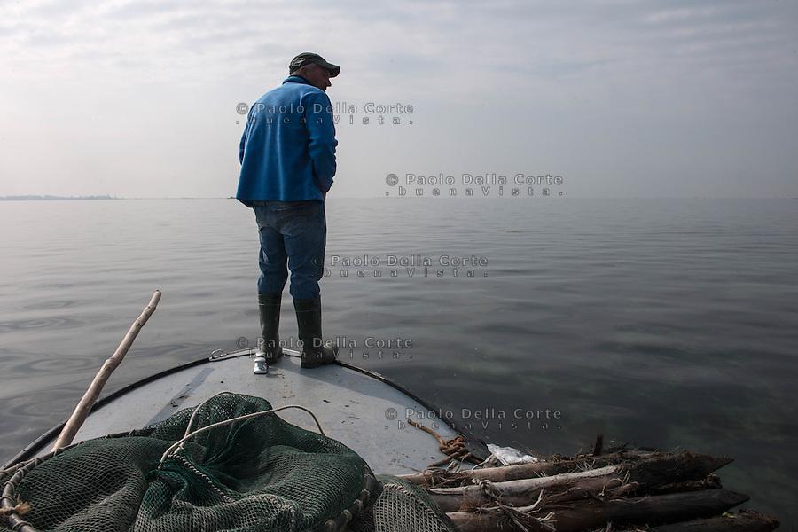 Venezia - Stories about amphibious men in the Lagoon