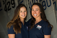 Annie Haeger and Briana Provancha, Women's 470, US Sailing Team Sperry