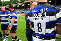 A general view of Leroy Houston. Aviva Premiership match, between Bath Rugby and Worcester Warriors on September 17, 2016 at the Recreation Ground in Bath, England. Photo by: Patrick Khachfe / Onside Images
