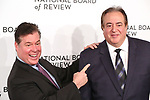 Brian Currie and Nick Vallelonga attends the 2019 National Board Of Review Gala at Cipriani 42nd Street on January 08, 2019 in New York City.