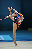 August 29, 2013 - Kiev, Ukraine - JASMINE KERBER of USA performs at 2013 World Championships.