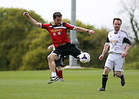 Pictured: Richie Buchanan. Tuesday 06 May 2014<br />