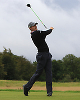 Andrea Pavan (ITA) on the 11th tee during Round 2 of the Bridgestone Challenge 2017 at the Luton Hoo Hotel Golf &amp; Spa, Luton, Bedfordshire, England. 08/09/2017<br /> Picture: Golffile | Thos Caffrey<br /> <br /> <br /> All photo usage must carry mandatory copyright credit     (&copy; Golffile | Thos Caffrey)
