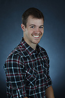 Weston Martin of the LU Send office gets their photo taken on November 3, 2016. (Photo by Nathan Spencer)