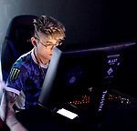 "CORAL GABLES, FL - APRIL 13: Russel ""Twistzz"" Van Dulken, of Team Liquid  in action during the Blast Pro Series Miami eSport tournament at Watsco Center on April 13, 2019 in Coral Gables, Florida. ( Photo by Johnny Louis / jlnphotography.com )"