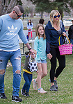 A photograph taken during the Community Easter Egg Dash at Idlewild Park in Reno, Nevada on Saturday, March 31, 2018.