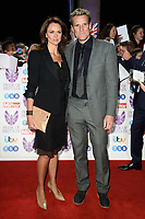 Beverley Turner and James Cracknell<br /> arriving for the Pride of Britain Awards 2018 at the Grosvenor House Hotel, London<br /> <br /> ©Ash Knotek  D3456  29/10/2018