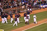 Japan team group (JPN), .MARCH 17, 2013 - WBC : .World Baseball Classic 2013 .Championship Round .Semifinal 1 .between Puerto Rico 3-1 Japan .at AT&T Park in San Francisco, California, United States. .(Photo by YUTAKA/AFLO SPORT)