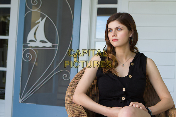 The Choice (2016)<br /> Alexandra Daddario<br /> *Filmstill - Editorial Use Only*<br /> CAP/KFS<br /> Image supplied by Capital Pictures