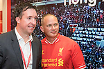 Liverpool FC's Hospitality Suite
