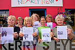 Members of Sneem Family Resource Centre who recently began publishing a fortnightly newsletter for the village .Back L-R Eileen Burns, Kate Jonas and Maggie Tindale .Front L-R Cait O'Sullivan, Caroline Besson, Sarah Garden and Gisela Liedtke