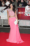 NON EXCLUSIVE PICTURE: MATRIXPICTURES.CO.UK<br /> PLEASE CREDIT ALL USES<br /> <br /> WORLD RIGHTS<br /> <br /> The Only Way Is Essex reality television personality, Jasmin Walia attending the UK Premiere of Mortdecai at Empire Leicester Square, in London.<br /> <br /> JANUARY 19th 2015<br /> <br /> REF: GBH 15182