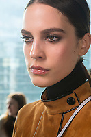 Longchamps Fall 2020 Ready-to-Wear Collection backstage at fashion show at New York Fashion Week,  New York, USA in February 2020.<br /> CAP/GOL<br /> ©GOL/Capital Pictures