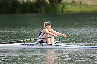 Race: 88: W Tier3 1x  Rep 1<br /> <br /> Peterborough Summer Regatta 2017 - Saturday<br /> <br /> To purchase this photo, or to see pricing information for Prints and Downloads, click the blue 'Add to Cart' button at the top-right of the page.