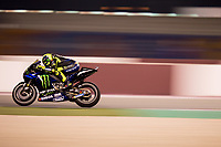 VALENTINO ROSSI - ITALIAN - MONSTER ENERGY YAMAHA MotoGP - YAMAHA<br /> Losail International Circuit 09/03/2019  <br /> Moto Gp Qatar 2019 <br /> Foto Vincent Guignet / Panoramic / Insidefoto