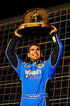 Nov 07, 2009; 10:11:02 PM; Concord, NC, USA; The third-annual World of Outlaws World Finals racing at The Dirt Track @ Lowe's Motor Speedway.  Mandatory Credit: (thesportswire.net)