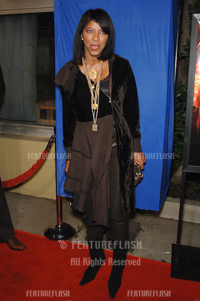 "NATALIE COLE at the Los Angeles premiere of ""Dreamgirls"" at the Wilshire Theatre..December 11, 2006  Los Angeles, CA.Picture: Paul Smith / Featureflash"