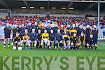 Dr Crokes team pictured at the All Ireland semi-final on Saturday.