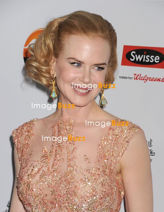 LOS ANGELES, CA - JANUARY 12: Nicole Kidman  attends the 2013 G'Day USA Black Tie Gala at JW Marriott Los Angeles at L.A. LIVE on January 12, 2013 in Los Angeles.