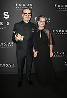 07 January 2018 - Beverly Hills, California - Gary Oldman and Gisele Schmidt. Focus Features 75th Golden Globe Awards After-Party held at the Beverly Hilton Hotel. <br /> CAP/ADM/FS<br /> &copy;FS/ADM/Capital Pictures