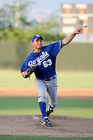 Edgar Osuna - AZL Royals - 2010 Arizona League. .Photo by:  Bill Mitchell/Four Seam Images..