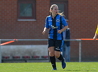DVK Egem - Club Brugge Dames B :  Bo Bernaert<br /> Foto David Catry | VDB | Bart Vandenbroucke