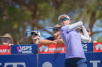 Jodi Ewart Shadoff (GBR) during the third round of the ISPS Handa Women&rsquo;s Australian Open, The Grange Golf Club, Adelaide SA 5022, Australia, on Saturday 16th February 2019.<br /> <br /> Picture: Golffile | David Brand<br /> <br /> <br /> All photo usage must carry mandatory copyright credit (&copy; Golffile | David Brand)