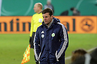 Trainer Dieter Hecking (Wolfsburg)