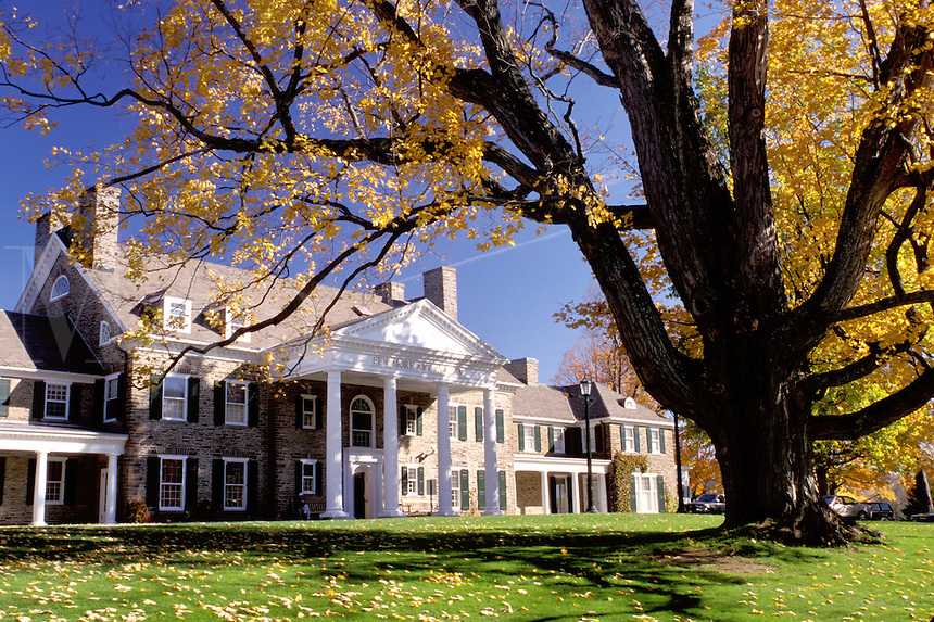 Cooperstown, New York, NY, Fenimore Art Museum a neo-Georgian structure.