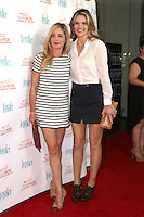 STUDIO CITY, CA - JULY 27: Christina Moore, Missi Pyle  at Raising The Bar To End Parkinson's at Laurel Point on July 27, 2016 in Studio City, California. Credit: David Edwards/MediaPunch
