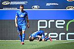 Munas Dabbur (Hoffenheim) jubelt ueber das 3:0.<br /> <br /> Sport: Fussball: 1. Bundesliga: Saison 19/20: 33. Spieltag: TSG 1899 Hoffenheim - 1. FC Union Berlin, 20.06.2020<br /> <br /> Foto: Markus Gilliar/GES/POOL/PIX-Sportfotos<br /> <br /> Foto © PIX-Sportfotos *** Foto ist honorarpflichtig! *** Auf Anfrage in hoeherer Qualitaet/Aufloesung. Belegexemplar erbeten. Veroeffentlichung ausschliesslich fuer journalistisch-publizistische Zwecke. For editorial use only. DFL regulations prohibit any use of photographs as image sequences and/or quasi-video.